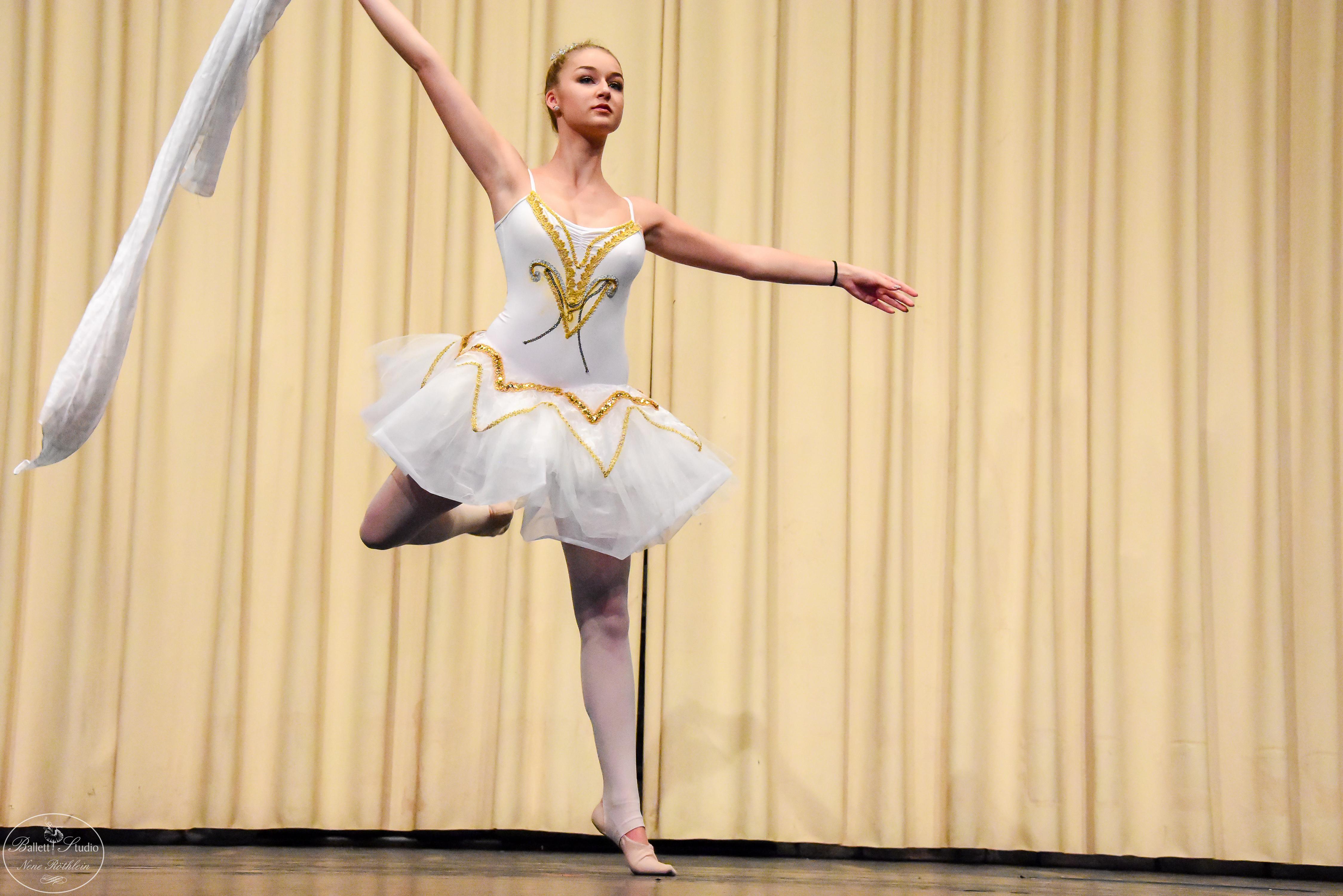 Ballettaufführung 2016