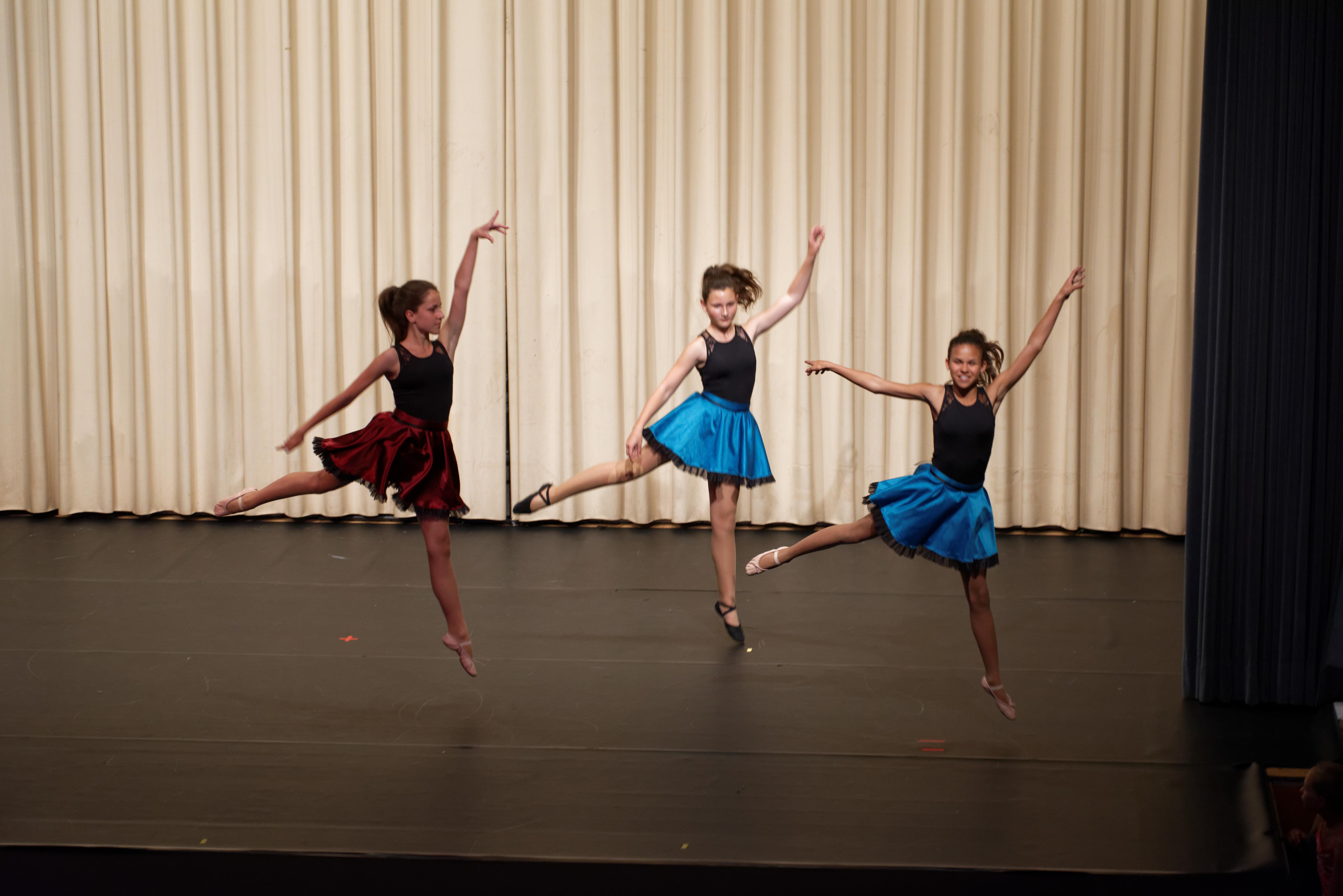 2016 Ballettaufführung